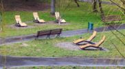 Park Tysiąclecia. Zdj. Osiedle Oświecenia Kraków (4)