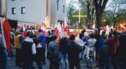 59 rocznica obrony krzyża