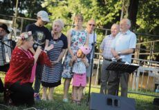 Sąsiedzkie śpiewanie 4 lipca 2019