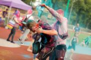 Festiwal Kolorów w Nowej Hucie