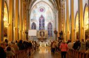 Mogilska bazylika zachwyca odrestaurowanym sklepieniem
