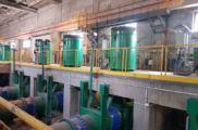 Silnik pompy wody chłodzącej